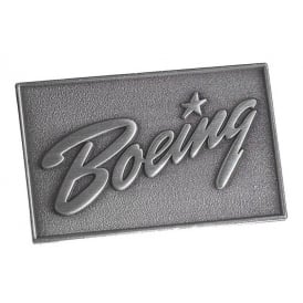 Boeing 1940s Logo Pin Badge
