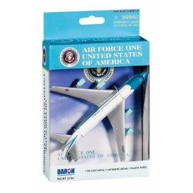 Air Force One Diecast Toy