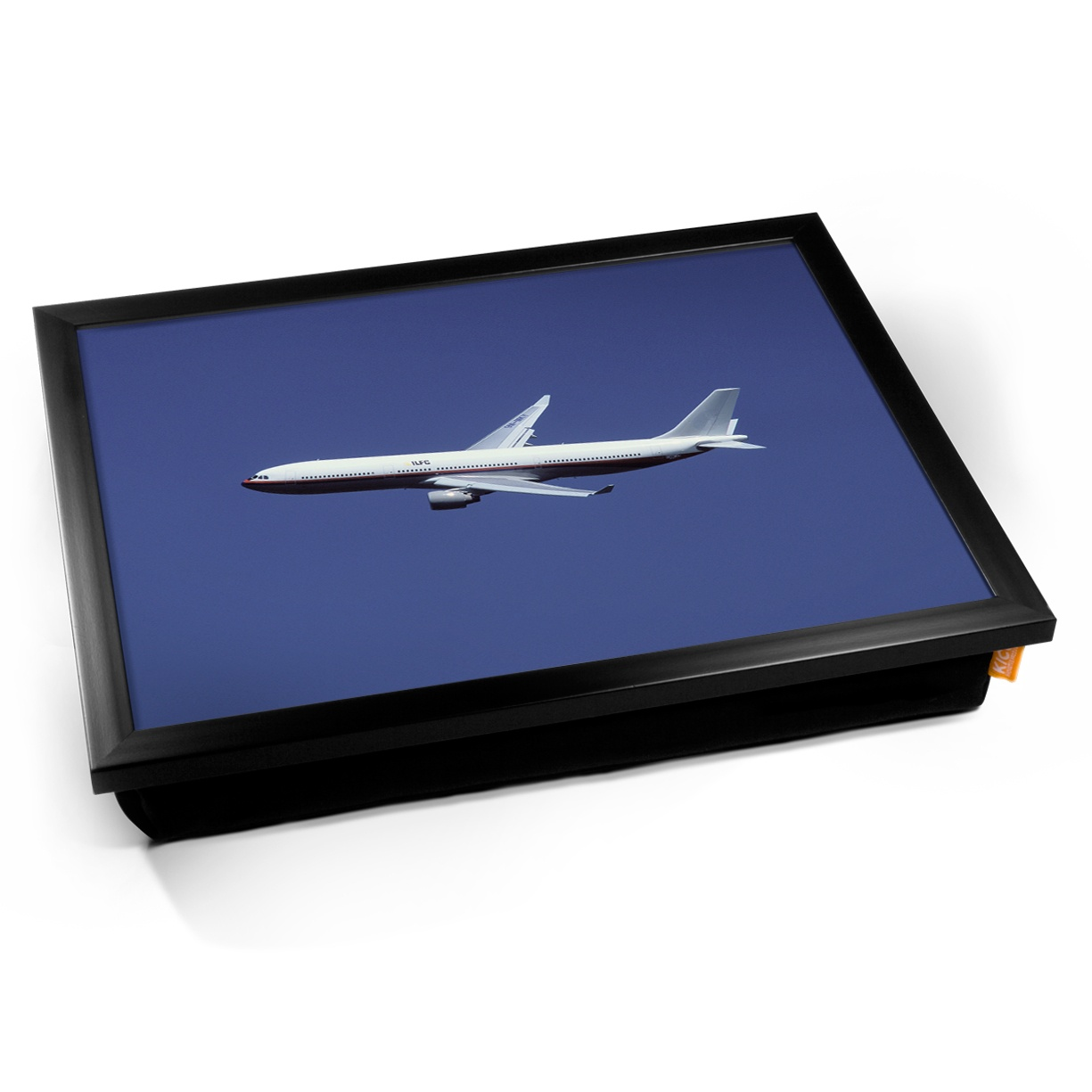 airbus a330 cushion lap tray. Black Bedroom Furniture Sets. Home Design Ideas