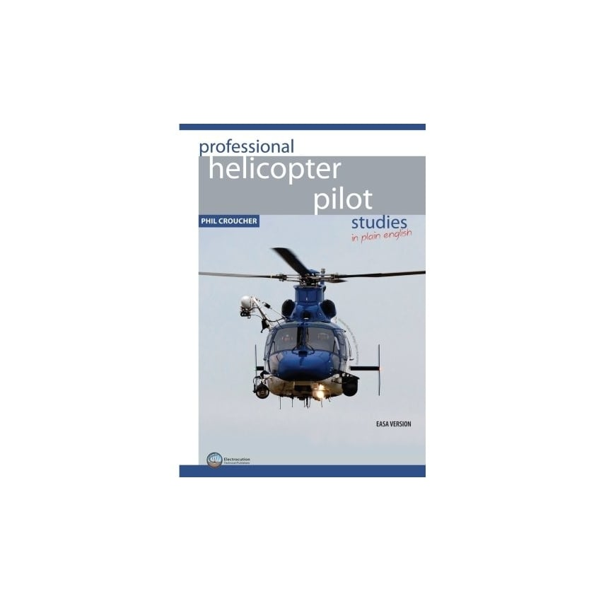 Professional Helicopter Pilot Studies - EASA