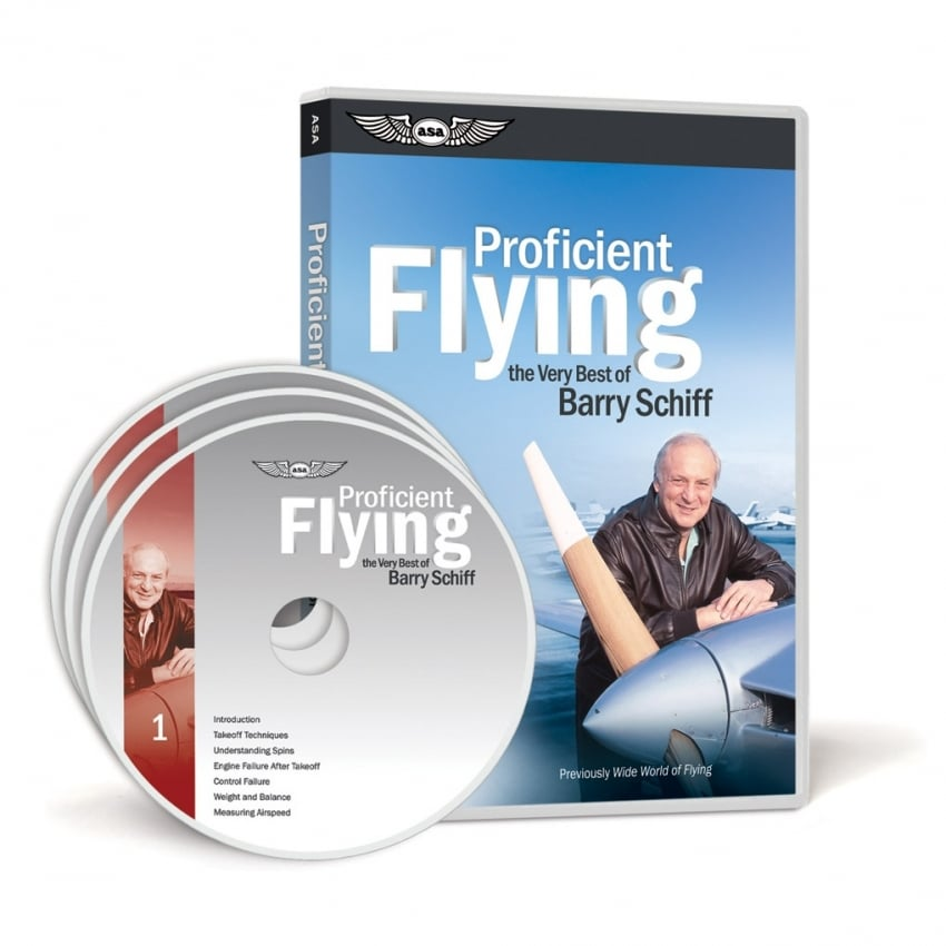 Proficient Flying DVD from Barry Schiff