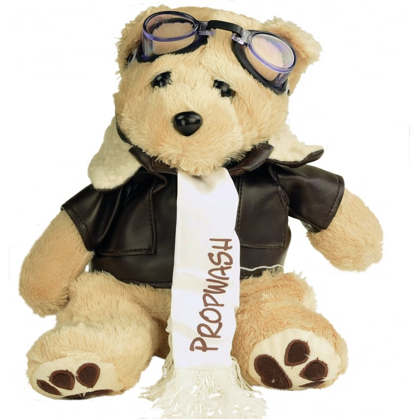 Propwash Pilot Teddy Bear