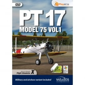 Playsims Publishing PT17 Stearman Model 75