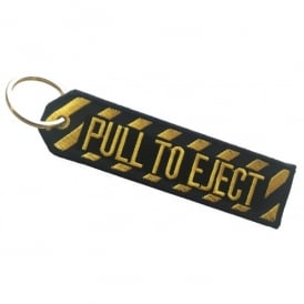 ACI Collectables Pull To Eject Embroidered Keyring