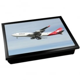 Qantas B747-400 Cushion Lap Tray