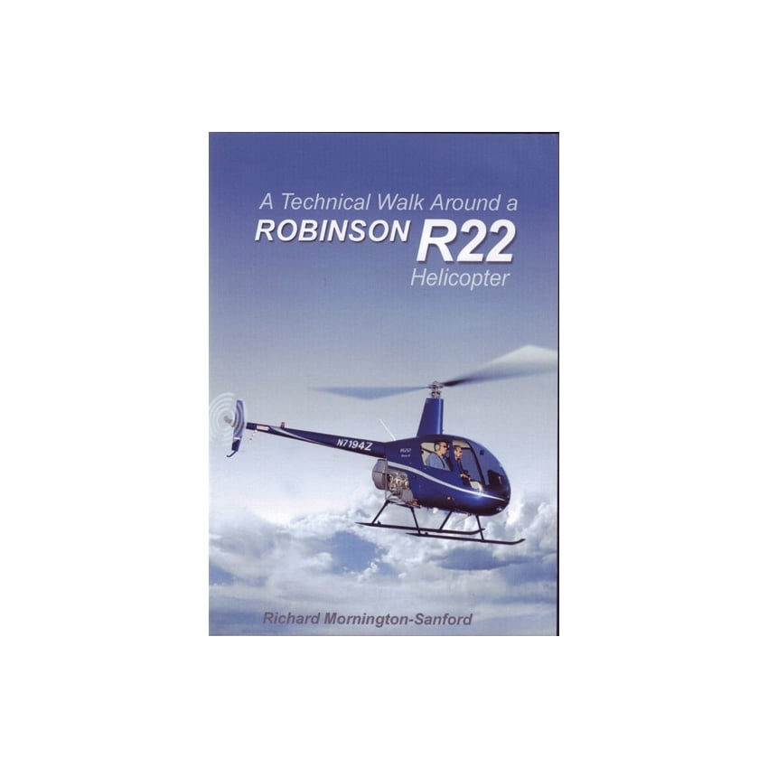 R22 Technical Walkround Helicopter DVD