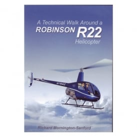 Pooleys R22 Technical Walkround Helicopter DVD