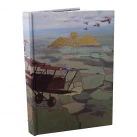 RAF Commemoration Collection Note Book