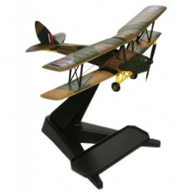 RAF DH Tiger Moth Diecast Model 1:72