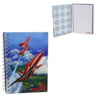 RAF Red Arrows A5 Notebook
