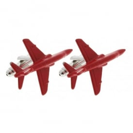 RAF Red Arrows Cufflinks