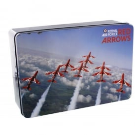RAF Red Arrows Storage Tin