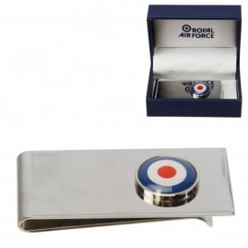 RAF Roundel Money Clip