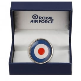 RAF Roundel Pin Badge