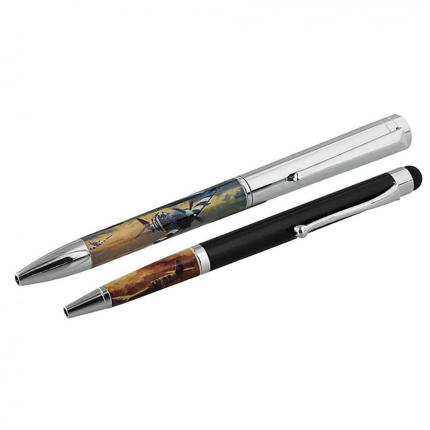 Set of Biro Pen & Touch Screen Pen