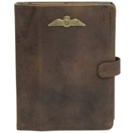 RAF Vintage Leather iPad Case