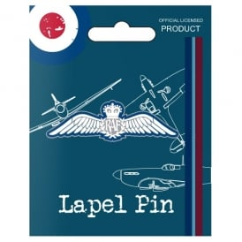 RAF Vintage Pin Badge - RAF Wings