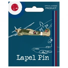 RAF Vintage Pin Badge - Typhoon