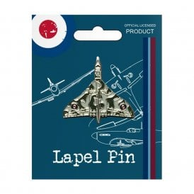 RAF Vintage Pin Badge - Vulcan