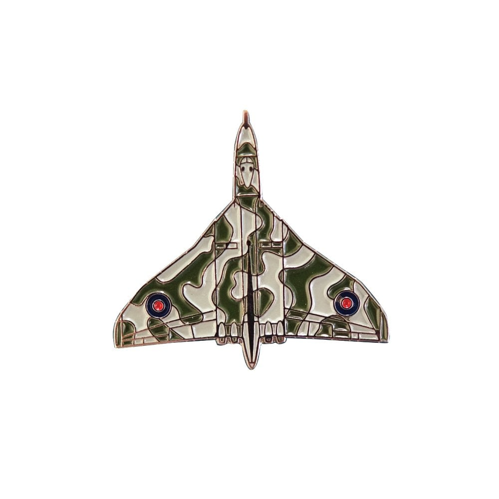 VULCAN PIN BADGE