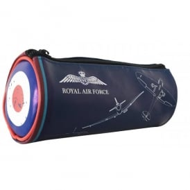 RAF Vintage Tubular Pencil Case