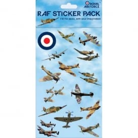Humatt RAF WW2 Aircraft Sticker Pack