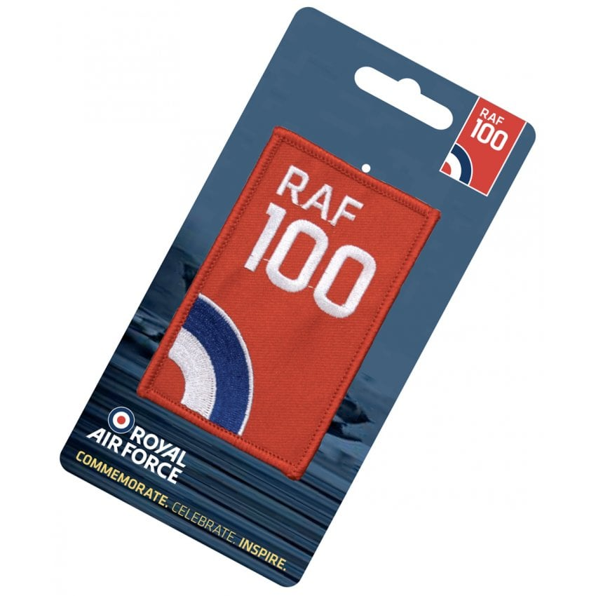 100 LOGO Sew-On Patch