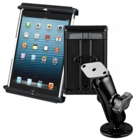 RAM Mounts Ram Tab-Tite iPad Heavy Duty Mini Holder and Standard Mount Bundle