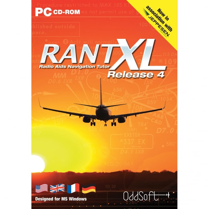 RANT XL Radio Aids Navigation Tutor