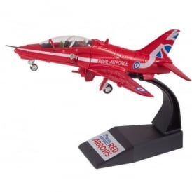 Red Arrows BAE Hawk 1984 Diecast Plane Diecast Model - Scale 1:72