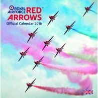 Red Arrows Calendar 2016