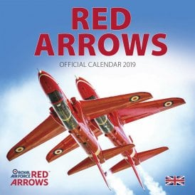 Red Arrows Calendar 2018