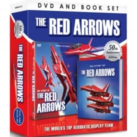 Red Arrows DVD & Book Set