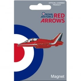 Red Arrows Hawk Enamel Fridge Magnet