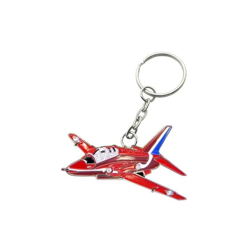 Red Arrows Key Chain