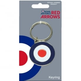 Red Arrows Roundel Keyring