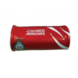 RAF Red Arrows Tubular Pencil Case