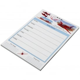 Little Snoring Red Arrows Weekly Planner