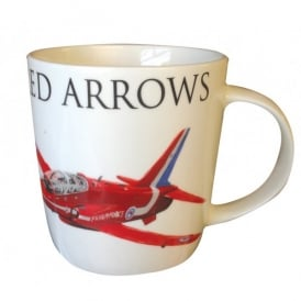 Little Snoring Red Arrows Word Mug