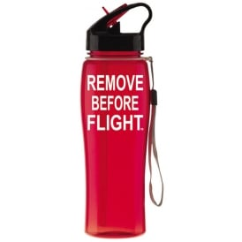 Remove Before Flight Water Bottle