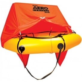 Revere AERO Compact 4-man Raft with canopy & Standard Kit