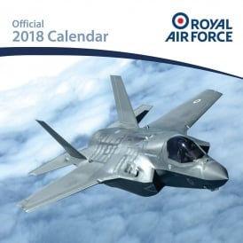 Royal Air Force Calendar 2018