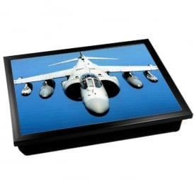 Royal Navy Sea Harrier Cushion Lap Tray