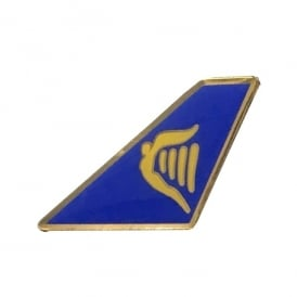 Ryanair Harp Pin Badge