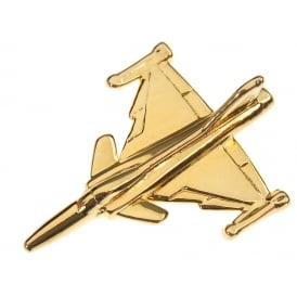Saab Gripen Boxed Pin - Gold