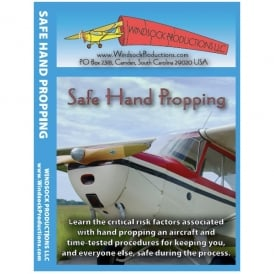 Windsock Productions Safe Hand Propping DVD