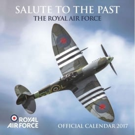 Salute To The Past RAF Calendar 2017