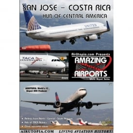 San Jose - Costa Rica Airport DVD