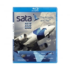 Just Planes Sata A310 Blu-Ray