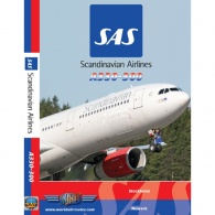 Scandinavian Airlines A330-300 DVD
